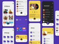 Music App (UI)