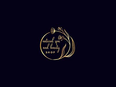 luxury flower 3d logo design logotype freelancing illustration brand maker gradient color logo logo design branding logo design luxury beauty spa logo luxury luxury logo logo