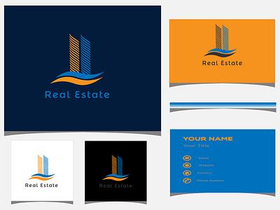 Rael Estate gradient color logo freelancing 3d logo design brand maker logotype logo mark logo design branding logo luxury real estate branding luxury real estate luxury brand luxury design luxury logo