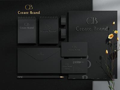 Create Brand branding illustration freelancing letter logo 3d logo design brand maker logo mark logo design branding logotype logo