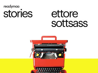 readymag stories : ettore sottsass editorial design readymag ettore sottsass
