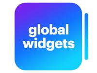 Widgets go Global