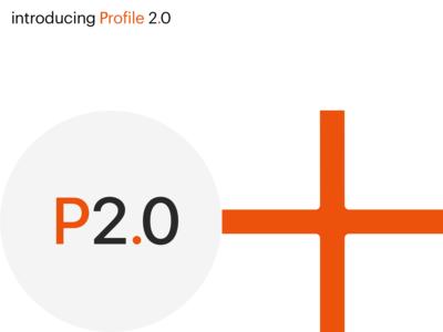 Readymag Profile 2.0