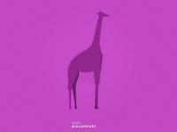 Giraffe | Seek Discomfort