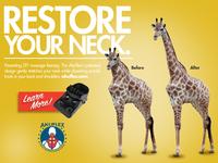 Giraffe Restore
