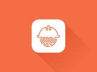 Contractor Information App Icon