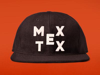 Superica Hat logo type layout lay typography branding