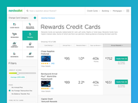 Rewards Credit Card Tool