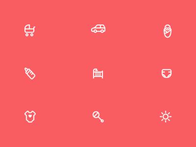 Babylist Icons
