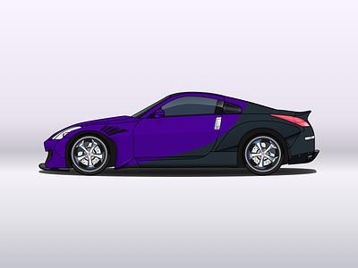 My 350z drift wheels drifting auto car jdm nissan 350z