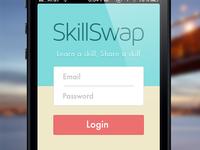 SkillSwapp Login