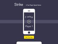 Strike Website
