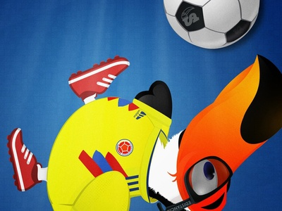 Toucan Playing Football