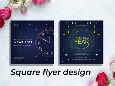 New year flyer design company profile background magazine company proposal poster happy new year illustration banner leaflet business flyer minimal elements brochure multipurpose flyer new year branding abstract trifold brochure bifold brochure