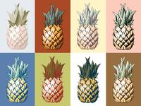 Pineapples!