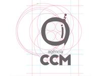 Logo Agência CCM (vol. 2)