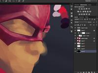 WIP - The Flash