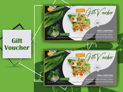 Food Gift Voucher special sale invitation gift voucher gift fast food elegant discount dessert delicious coupon breakfast banner restaurant menu restaurant prices pizza pasta vegetable