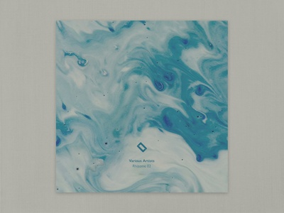 Various Artists - Rhizome 02 [Lowless] label abstract artwork cover music