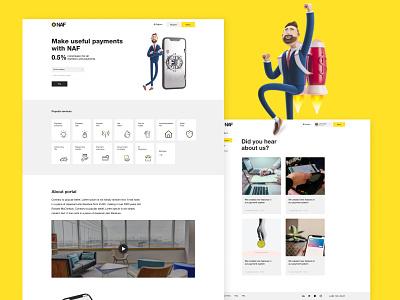 Payment System websites website web 3d illustration typography illustration design component color uiux web design ui ux paymentsystem