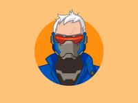 Overwatch - Soldier