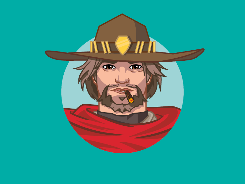 Overwatch mccree final
