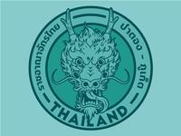 Dragon badge
