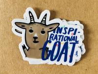 Inspirational Goat