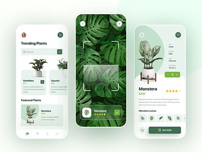 Plants Application