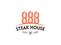 888 Steak house - Concept 1
