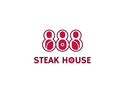 888 Steak house - Concept 2