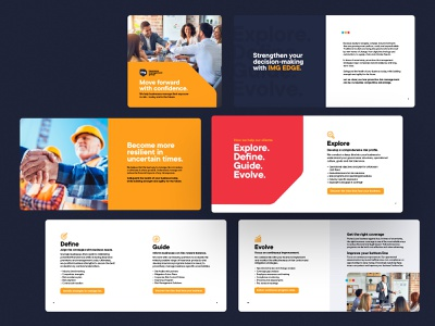 IMG Sales Approach Campaign insurance img campaign sales brochure booklet
