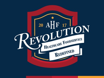 Association of Healthcare Foodservice Conference Logo