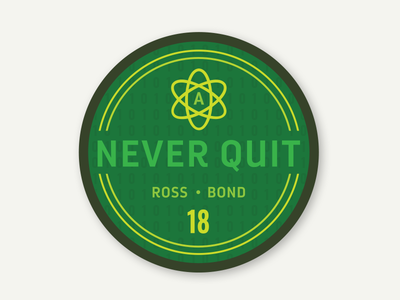 Never Quit Project Patch