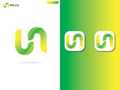 N Modern logo..... 3d n latter mark n moden logo logo graphic design illustration brand design branding
