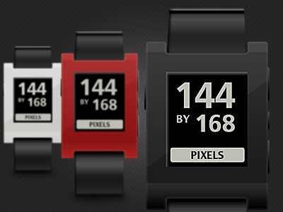 Pebble E-paper Watch pebble watch e-paper screen small