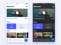 Music Library - Web App (WIP)