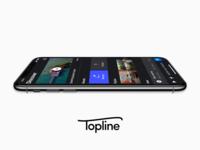 Topline iPhone X