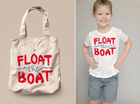 FLOAT the BOAT apparel