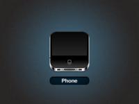 iPhone 4 iOS icon