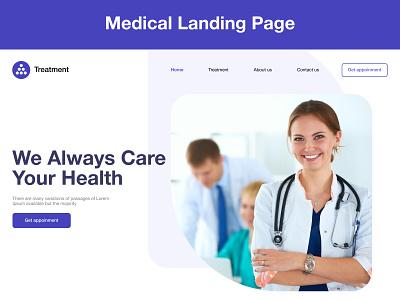 Medical lending lending ux ui design
