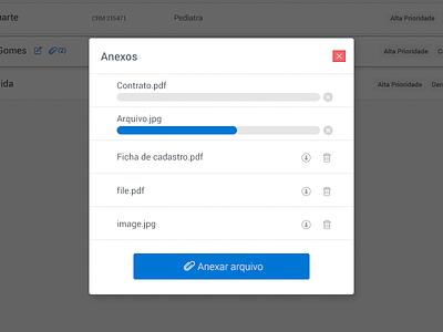 File Upload Pega Plantao  doctor upload file system archive button attachment admin medical