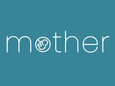 Mother ux vector ui illustration minimalist graphic design branding adobe photoshop logo design