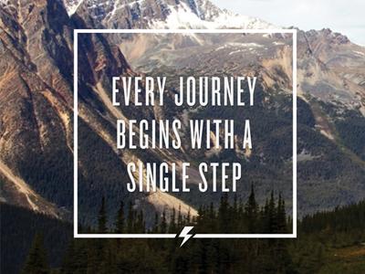 Every journey dribbbble