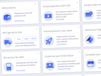 BigCommerce // Onboarding Hero Cards 2