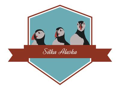 Puffins, Sitka Alaska