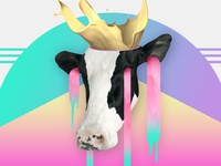 Surreal Stories: Collection 1 - Butter Cows