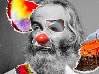 Surreal Stories: Collection 1 - Clown Poet