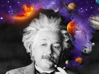 Surreal Stories: Collection 1 - Einstein Planets