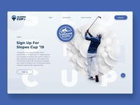 Slopes Cup Website